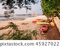 Al Hamra Village Beach with Kayaks 45927022