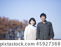 agriculture, farming, couple 45927368