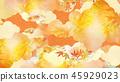 ซำ - พื้นหลัง - กระดาษญี่ปุ่น - ฤดูใบไม้ร่วง - ฤดูใบไม้ร่วงสี - ทอง 45929023