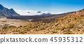 lava landscape Teide volcano Tenerife Canary 45935312