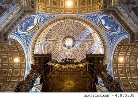 Saint Peter in Rome 45935539