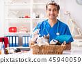 cat, pet, veterinarian 45940059