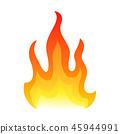 불, 불꽃, 화재 45944991