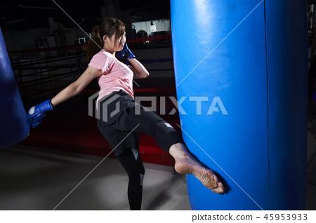 Kickboxing ladies 45953933