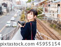 여자 여행 오노 미치 필름 카메라 45955154
