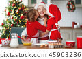 母親 聖誕節 聖誕 45963286