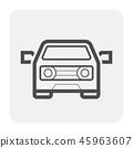 sport car icon 45963607