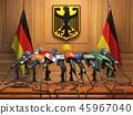 germany, flag, german 45967040