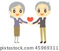 husband, and, wife 45969311