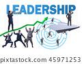 leadership, leader, team 45971253
