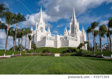耶穌基督後期聖徒教會在聖地亞哥,加利福尼亞 45975369