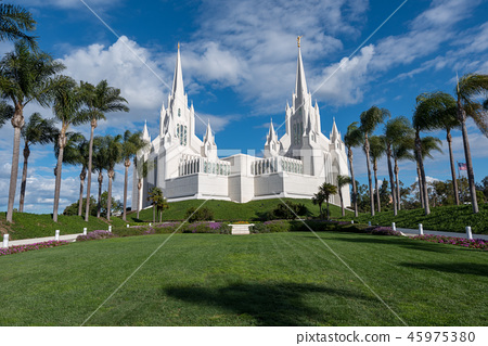 耶穌基督後期聖徒教會在聖地亞哥,加利福尼亞 45975380