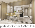 interior kitchen modern 45976114