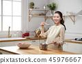 임산부의 하루  45976667