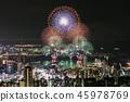 【兵庫縣神戶市】港區神戶海灘煙花匯演 45978769