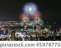 【兵库县神户市】港区神户海滩烟花汇演 45978770
