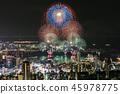 【兵库县神户市】港区神户海滩烟花汇演 45978775
