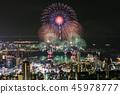 【兵庫縣神戶市】港區神戶海灘煙花匯演 45978777