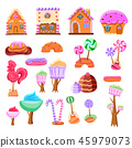 Fairy Tale Candy Land Set 45979073