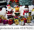 คริสต์มาส,ซานต้า,เครื่องประดับวันคริสต์มาส 45979261