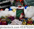 คริสต์มาส,ซานต้า,เครื่องประดับวันคริสต์มาส 45979264
