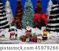 คริสต์มาส,ฤดูหนาว,ซานต้า 45979266