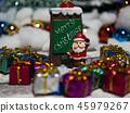 คริสต์มาส,ซานต้า,เครื่องประดับวันคริสต์มาส 45979267