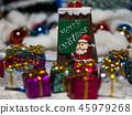 คริสต์มาส,ซานต้า,เครื่องประดับวันคริสต์มาส 45979268