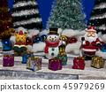 คริสต์มาส,ซานต้า,เครื่องประดับวันคริสต์มาส 45979269