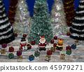 คริสต์มาส,ซานต้า,เครื่องประดับวันคริสต์มาส 45979271