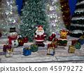 คริสต์มาส,ฤดูหนาว,ซานต้า 45979272