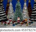 คริสต์มาส,ฤดูหนาว,ซานต้า 45979274