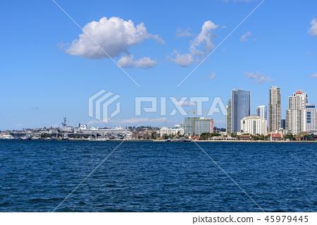 聖地亞哥白天風景 45979445
