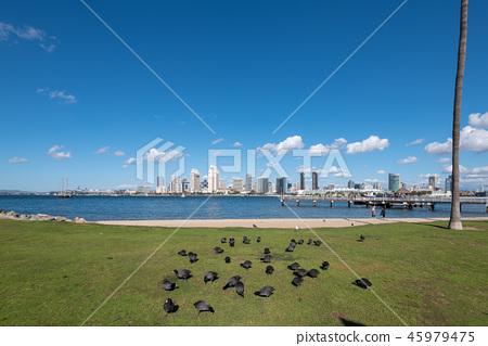 聖地亞哥白天風景 45979475