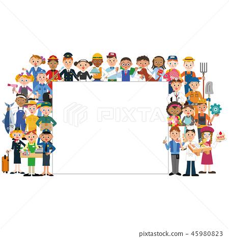 勞動人民群和留言板 45980823