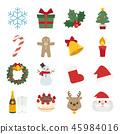 簡單的聖誕項目集 45984016