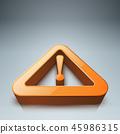 상징, 경고, 주의 45986315