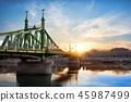 Bridge and university 45987499