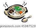 豆漿鍋 45987529