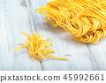 italian homemade pasta 45992661