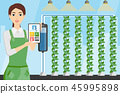 agriculture, control, farming 45995898