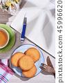 Custard cake     45996620
