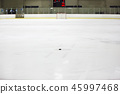 Ice hockey puck 45997468