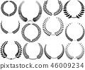 Laurel Wreath Collection 46009234