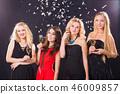 women, clinking, friends 46009857