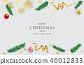คริสต์มาส,คริสมาส,คำอวยพร 46012833