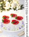 杏仁冻 甜点 甜品 46013024
