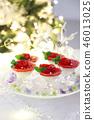杏仁冻 甜点 甜品 46013025