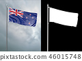 State flag of New-Zealand 46015748