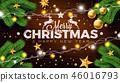 christmas, vector, xmas 46016793